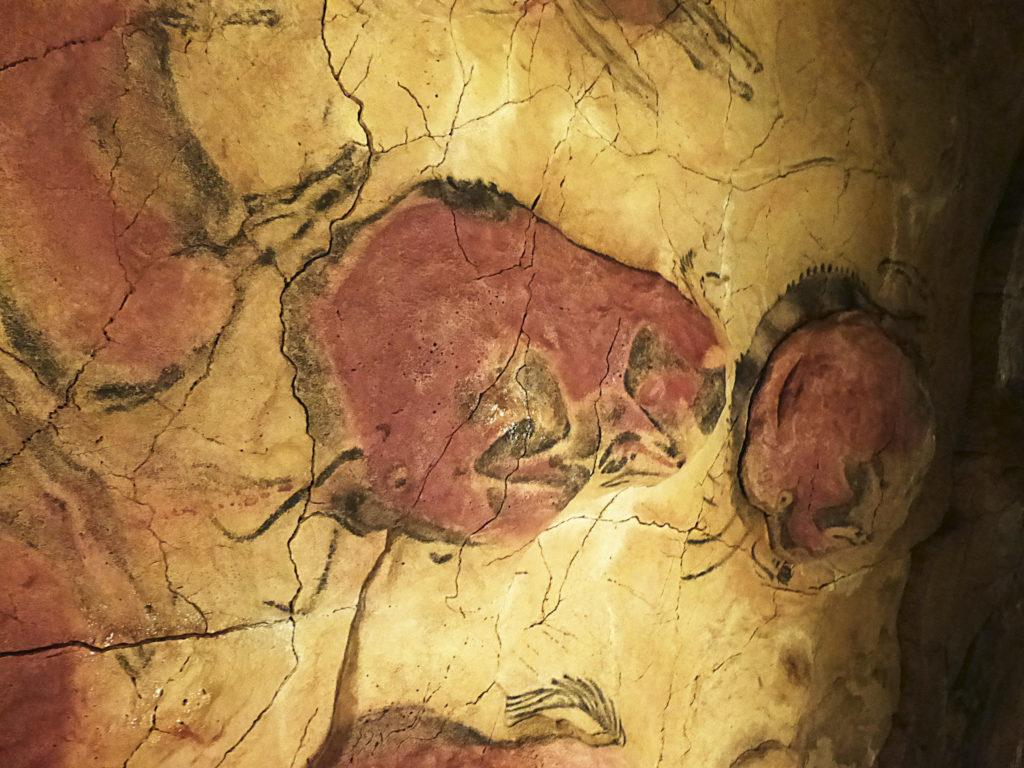 Senderismo por las Cuevas de Altamira en Cantabria