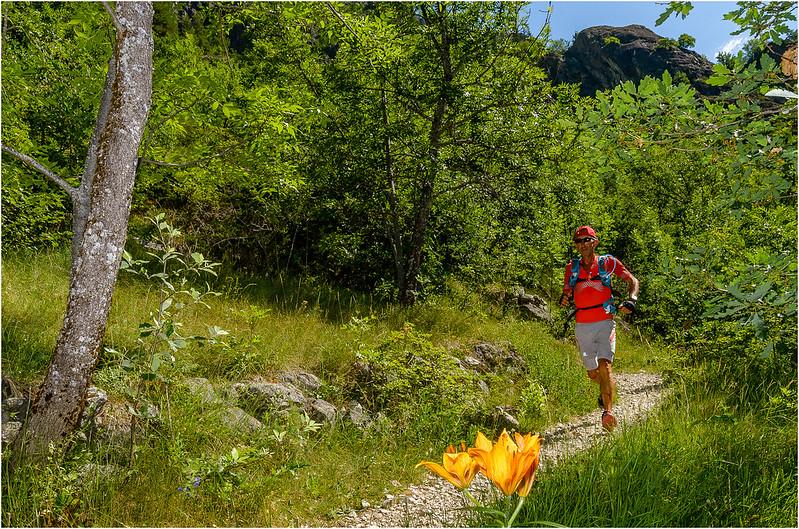Parque Nacional de Écrins  senderismo