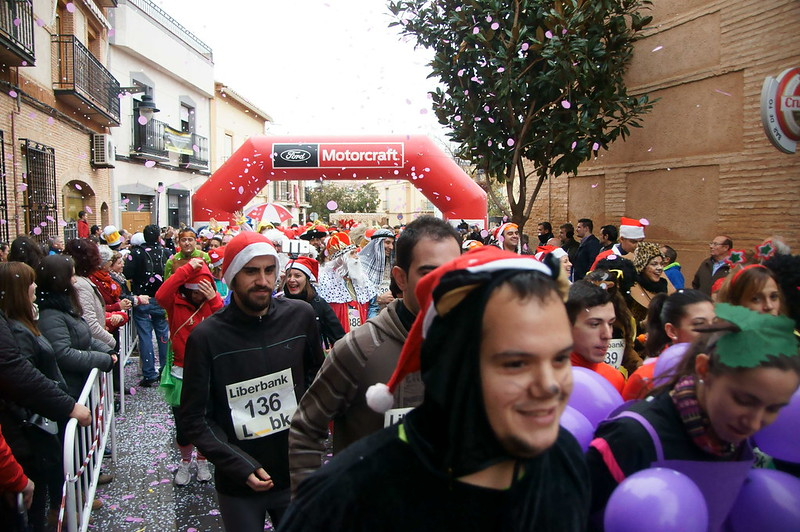 San Silvestre races in Spain and other places 2019