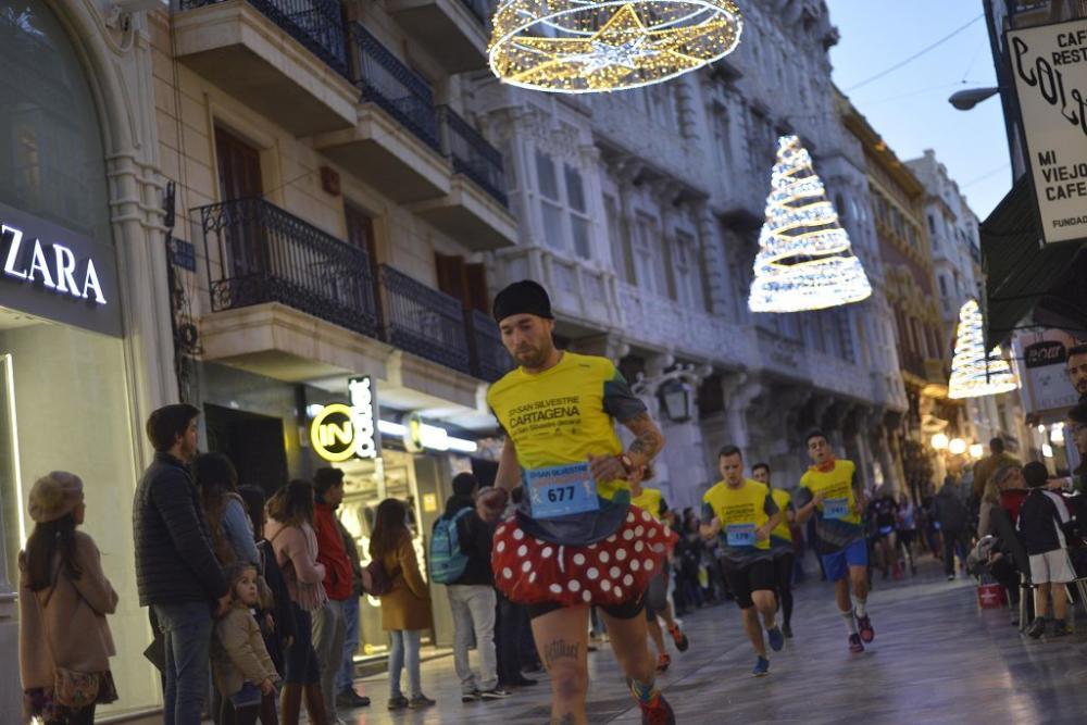 San Silvestre Cartagenera Race