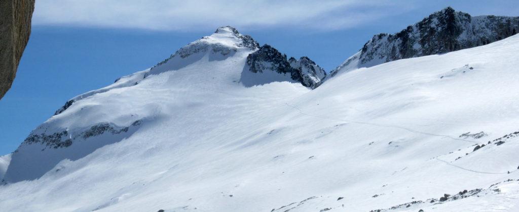 Travesía por el Glaciar de Aneto