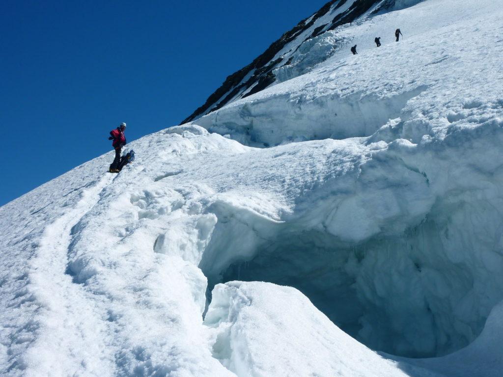 qué es el alpinismo
