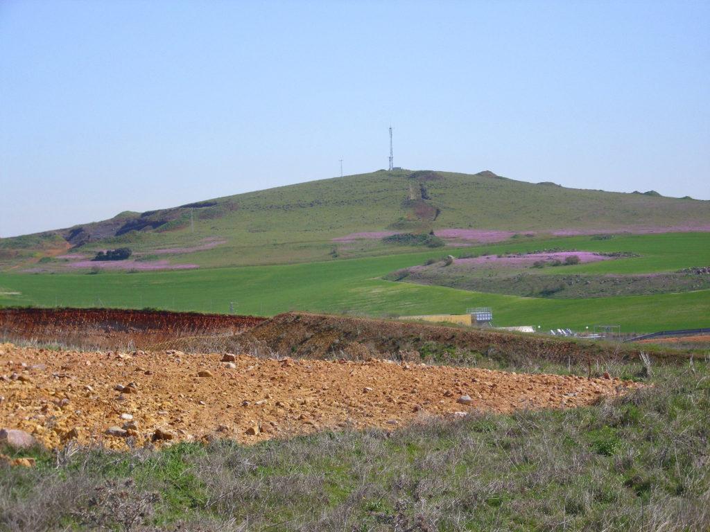 volcanic region of Campo de Calatrava