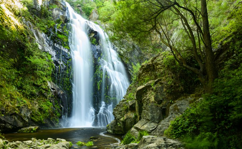 9 cascadas espectaculares en España