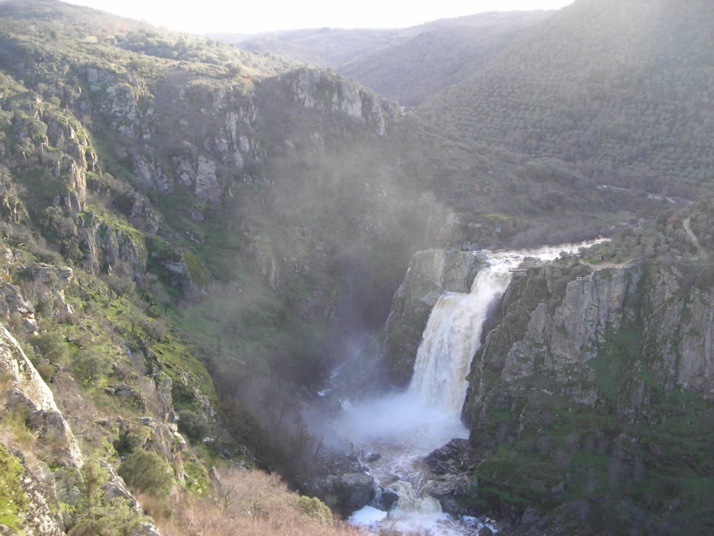 Waterfalls of Pozo Humos