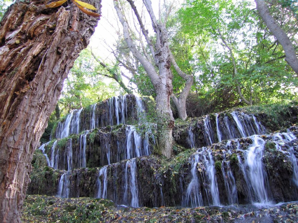 "Natural Park of the ""Monasterio de Piedra"""