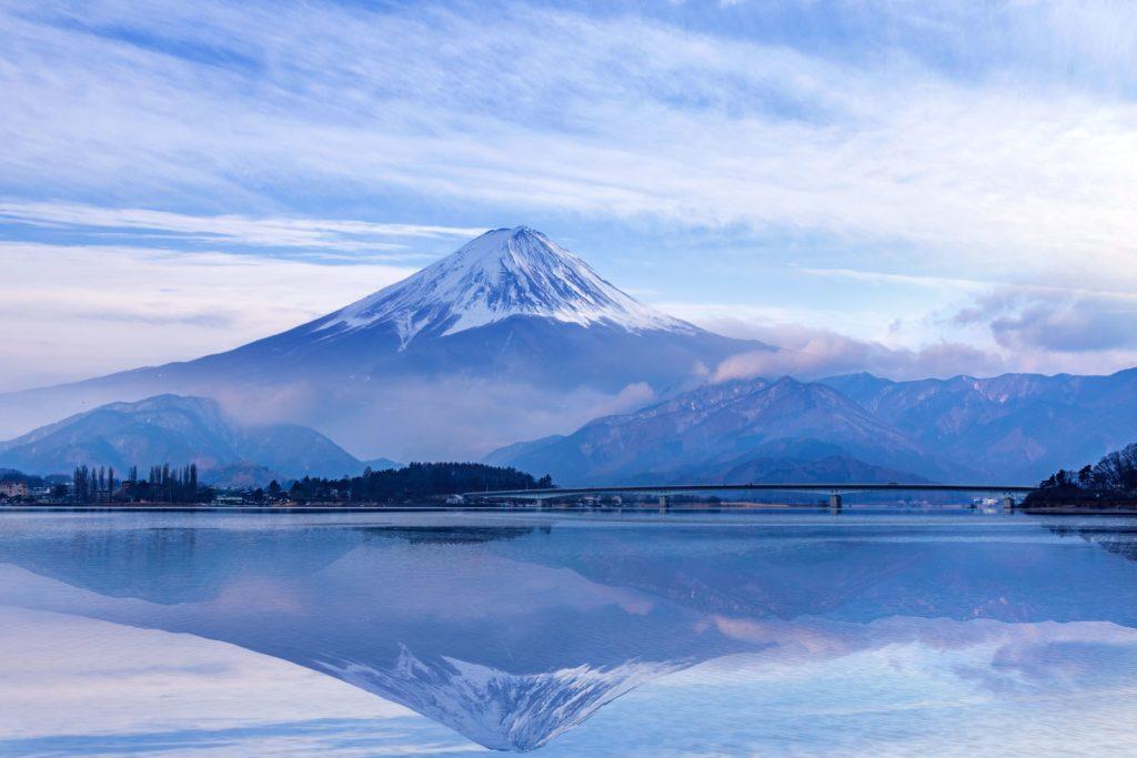 Montañas volcánicas