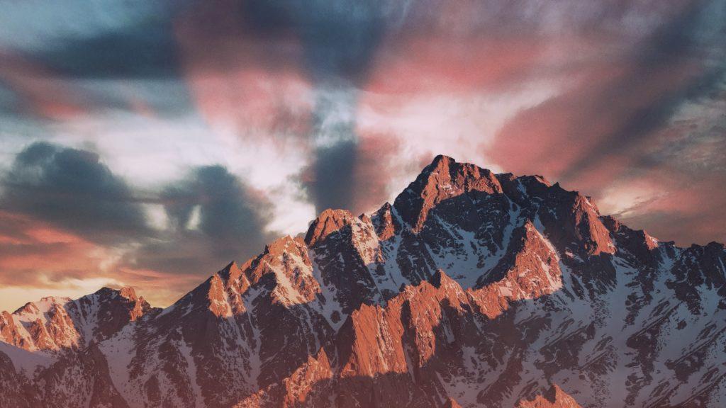 clasificación de las montaña
