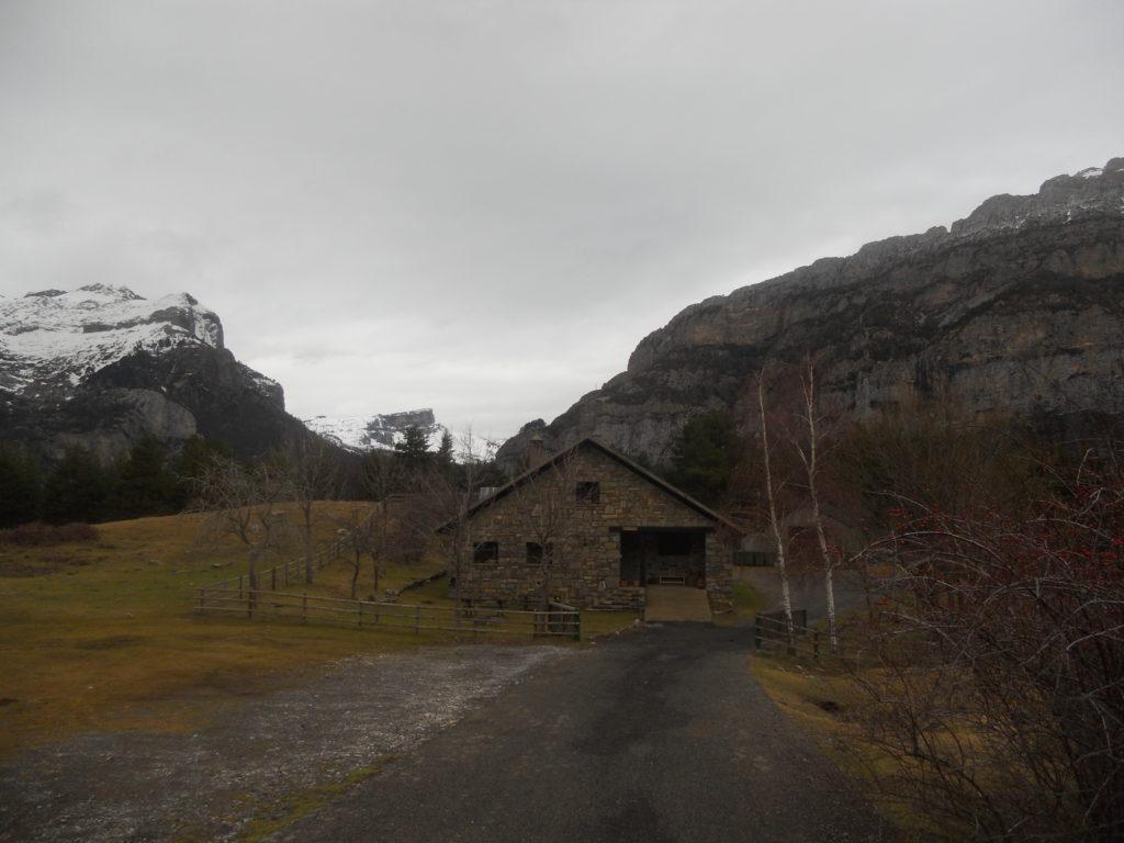 Refugio de Gabardito, La Senda de Camille, Aragón