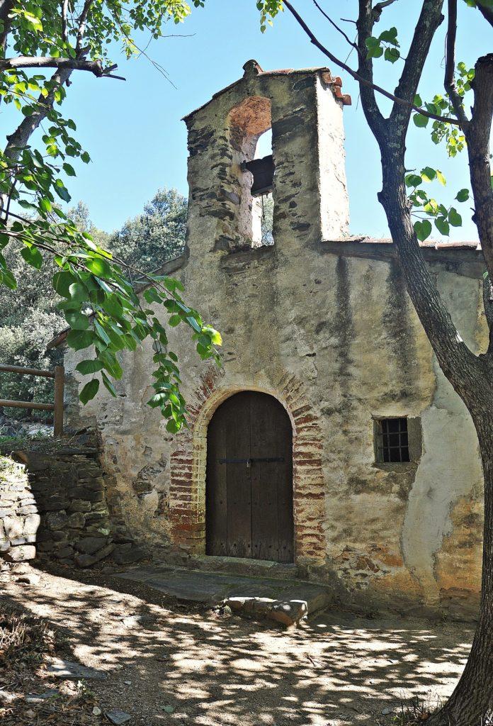 Hermitage of Sant Martí del Montseny