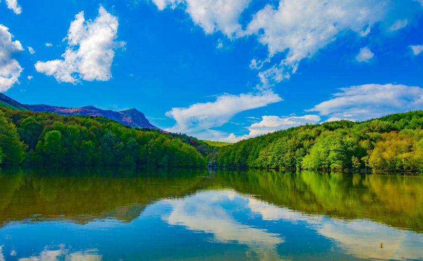 Rutas en el Parque Natural del Montseny